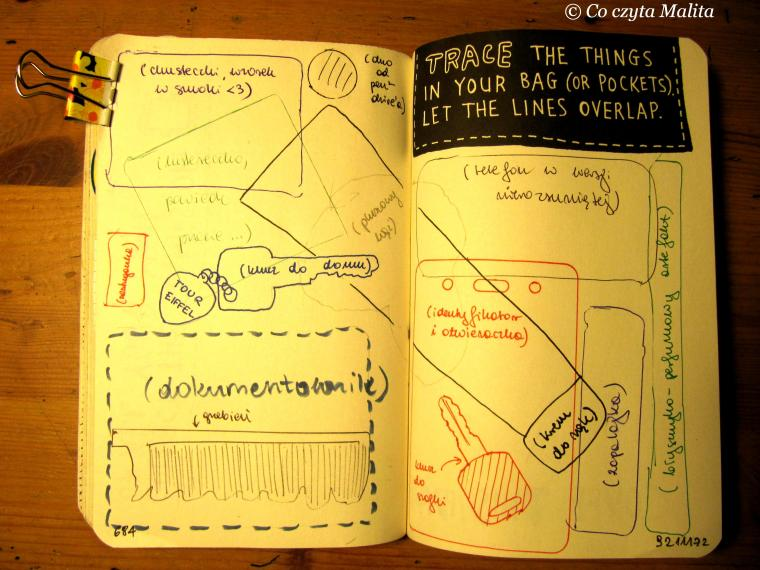 "Projekt ""Wreck this journal"""