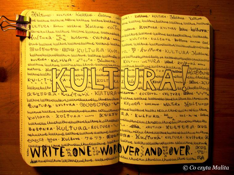 wreck this journal_słowo
