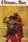 """A Princess of Mars"" Edward Rice Burroughs"