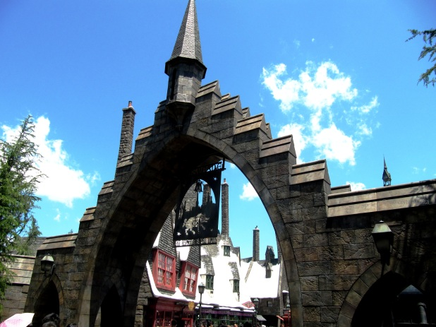 Brama do Hogsmeade